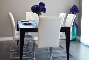 Krzesła do jadalni w stylu nowoczesnym