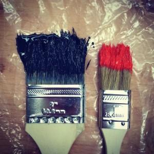 prace malarskie w domu